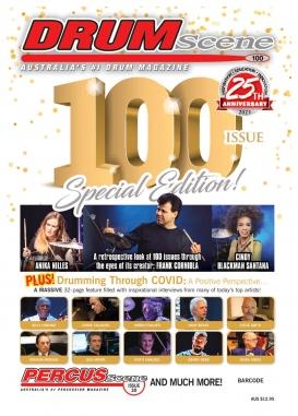 DRUMscene Issue 100